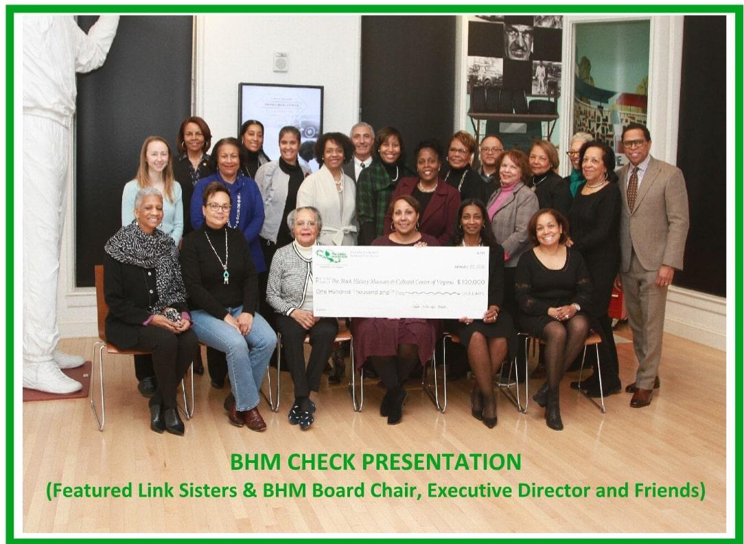 BHM Donation